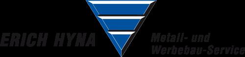 Erich Hyna | Metall- und Werbebau-Service - Wir bauen für Ihre Werbung: Großflächen, CityStarBoards, Stadtwerbeanlagen, Wartehallen, Giebelwerbung