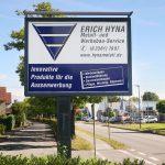 Erich Hyna Metall-und Werbebau-Service